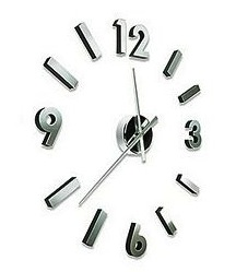 Cupecoy Design Contemporary Wall Clock from Amazon.com