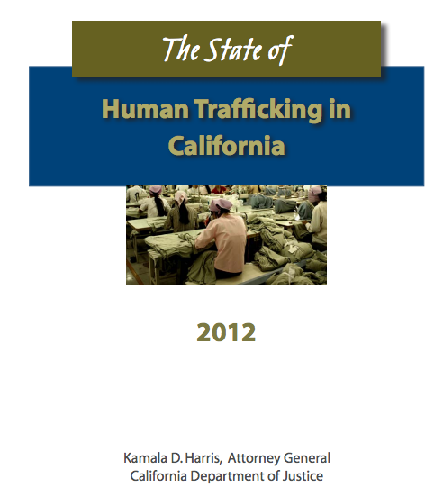 sex trafficking in california essay Although many americans are unaware that human sex trafficking goes on in the us, it is a problem that happens more often than people think and requires education to others on the topic, as.