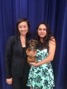 Meghan Yap (UCSD) & Celene Lopez (Humboldt State) & Juno